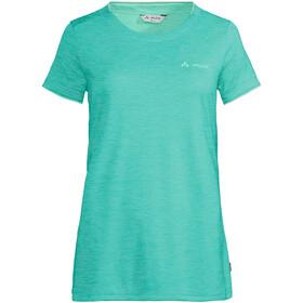 VAUDE Essential Camiseta Mujer, Turquesa